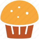 cake, cupcake, dessert, muffin