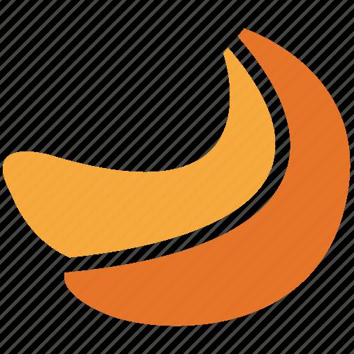 bananas, food, fruit, healthy food icon