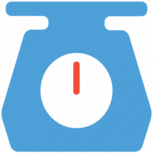 food scale, food scale tool, kitchen scale, kitchen tool icon