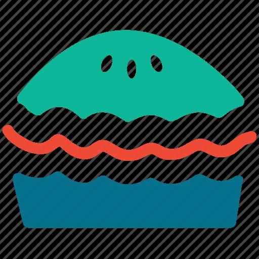 burger, fastfood, hamburger, junk food icon