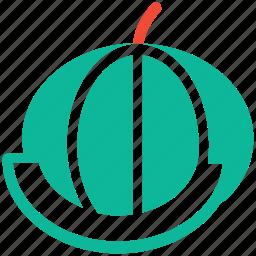 food, fruit, healthy food, melon icon
