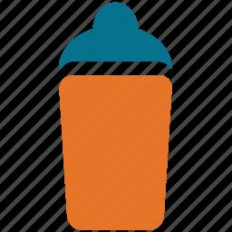 bottle, milk, milk bottle, water icon