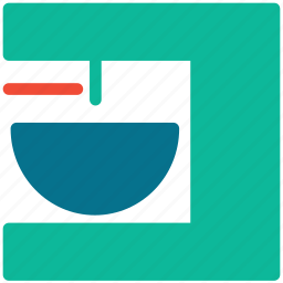 coffee machine, coffee maker, kitchen accessory, kitchen utensil icon