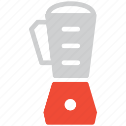 blender, milkshake jug, milkshake machine, mixer icon