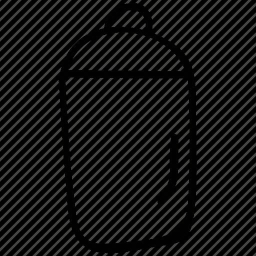 bottle, food, milk, milk bottle icon