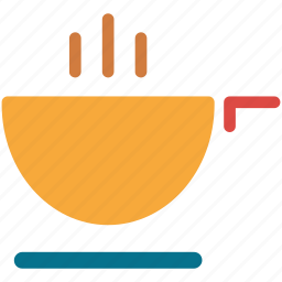 cooking, food, hot food, saucepan icon