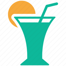 cocktail, lemonade, refreshing juice, summer drink icon
