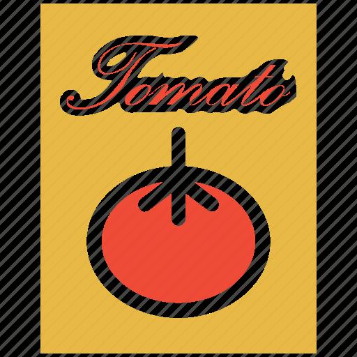 food, sauce, tomato, vegetable icon