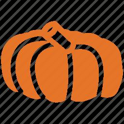 food, pumpkin, pumpkin vegetable, vegetable icon