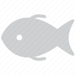 fish, food, healthy food, sea food icon