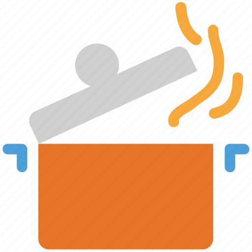 Food, cooking food, cooking pot, hot pot icon
