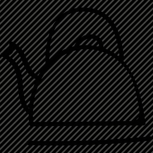 food, kettle, teakettle, teapot icon