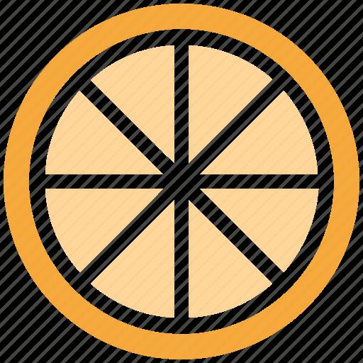 citrus, citrus slice, food, fruit icon