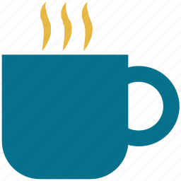 coffee, cup of coffee, hot coffee, hot tea icon