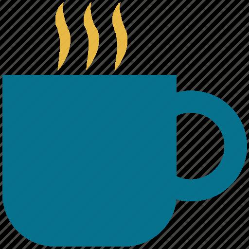 coffee, cup of coffee, hot coffee, hot tea icon