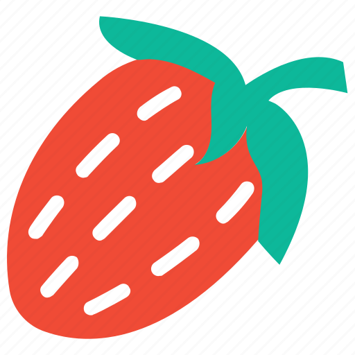 food, fruit, healthy food, strawberry icon
