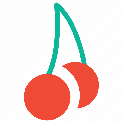 Cherry, food, fruit, healthy food icon - Download on Iconfinder