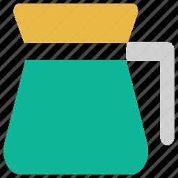 jug, jug of milk, jug of water, kitchen equipment icon