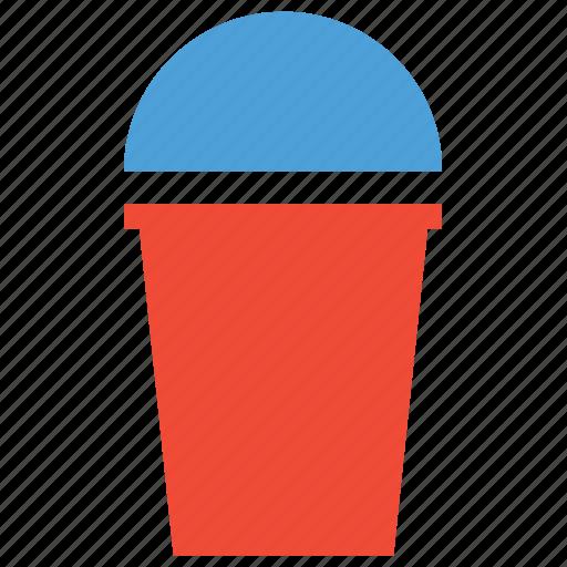 bin, dustbin, garbage, trash icon
