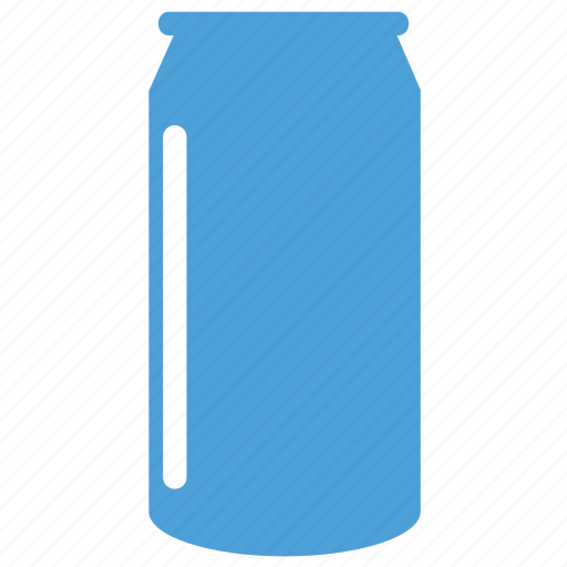 can, cola, drink, tin icon