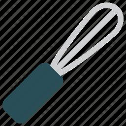 egg beater, kitchen, utensil, whisk icon