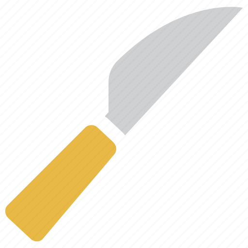 kitchen accessory, kitchen tool, kitchen utensil, knife icon