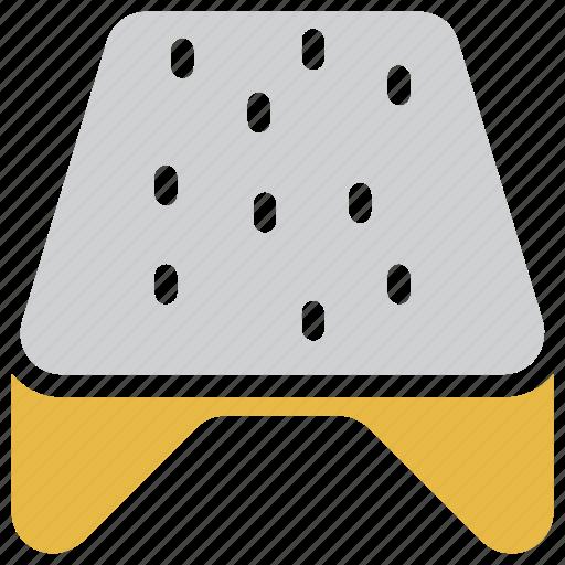 grater, kitchen, utensil, vienna icon