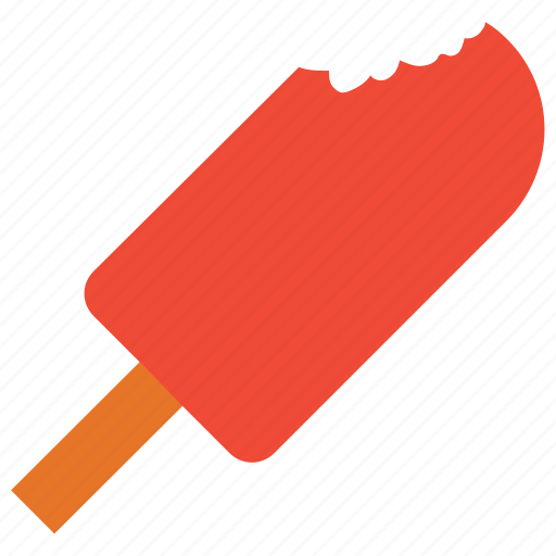 dessert, food, ice cream, ice cream on stick icon
