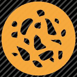 food, mexico food, spicy food, totopos icon