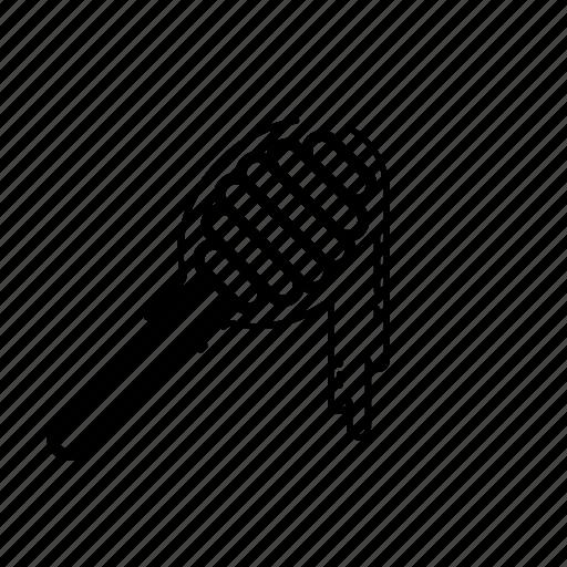 honey dripper icon