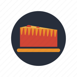 cake, dessert, eating, food, sweets icon