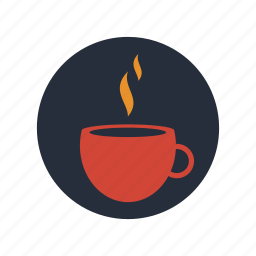 coffee, cup, drink, drinks, food, hot, tea icon
