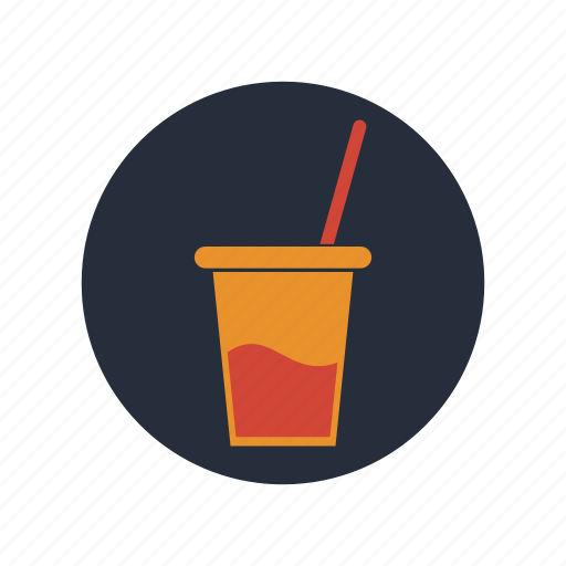 beverage, drink, food, glass, juice icon