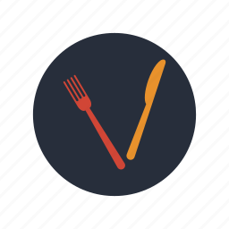 eating, food, kitchen, lunch, menu, restaurant icon