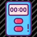 timer, kitchen, gadgets icon