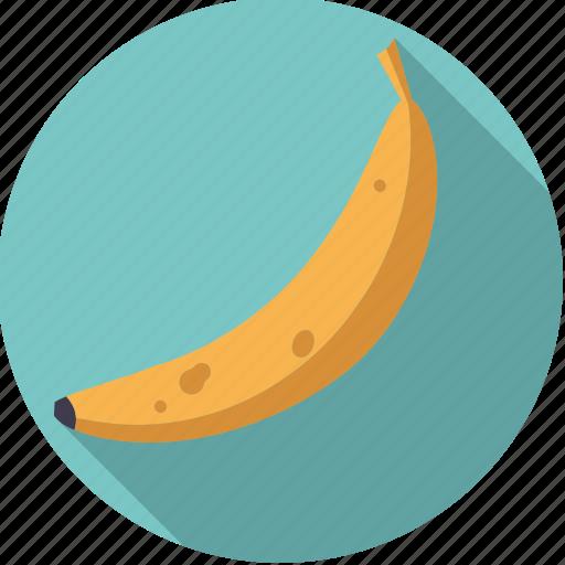 banana, food, foodix, fruit icon