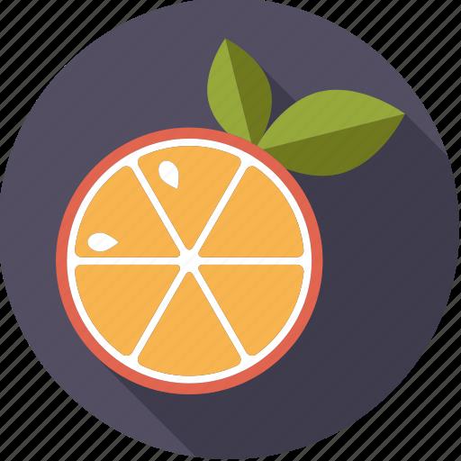 citrus, food, foodix, fruit, orange icon