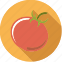 food, foodix, fruit, tomato, vegetable icon