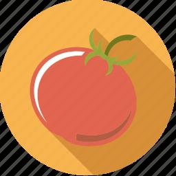 food, foodix, fruit, tomato, vegetable icon