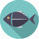 fish, food, foodix, seafood icon