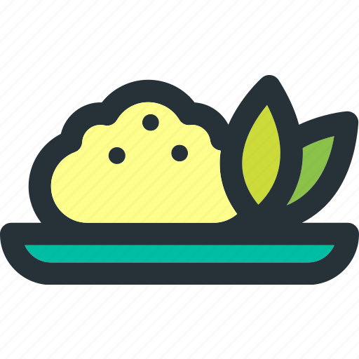 cooking, food, mashed, potato, risotto, vegetable, vegetables icon