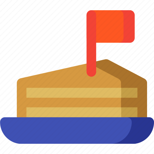 cake, chees, dessert, food, kitchen, restaurant icon