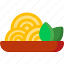 cooking, food, gastronomy, kitchen, noodles, pasta, spaghetti icon