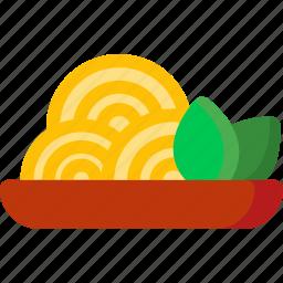 cooking, food, gastronomy, kitchen, noodles, pasta, spaghetti icon