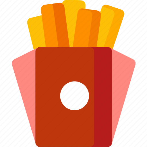 cook, fastfood, food, french, fries, potato icon