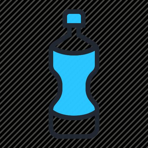 bottle, drinks, food, water icon