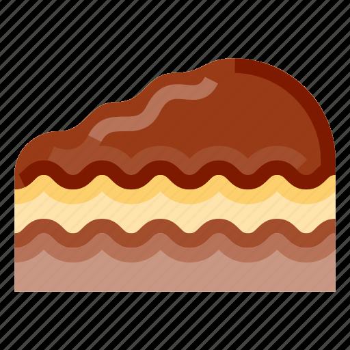 bakery, beverage, cake, chocolate, food, pastry, sweeties icon