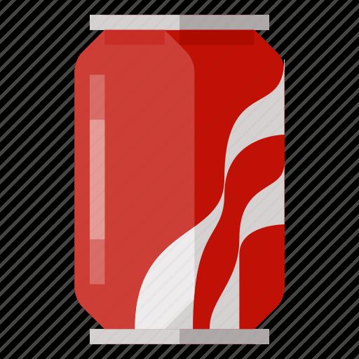 beverage, canned, drink, fast food, food, softdrink icon