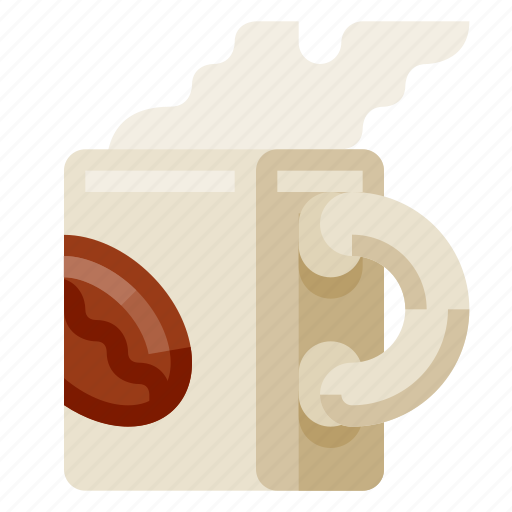 beverage, coffe, drink, food, mug icon