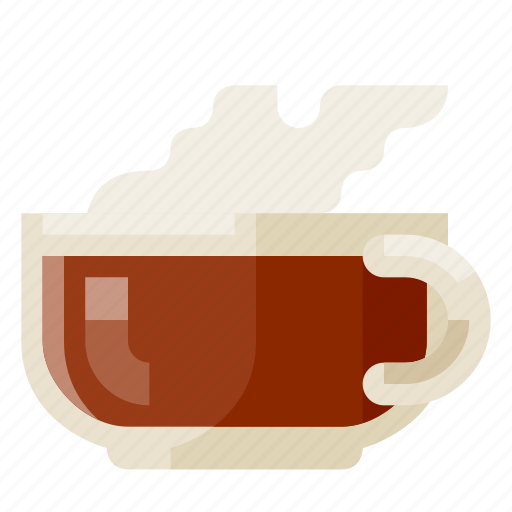 Beverage, coffee, cup, drink, food icon - Download on Iconfinder